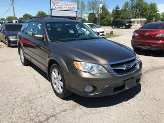 Used 2008 Subaru Outback 2.5i w/Limited Pkg for sale in Komoka, ON