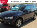 Used 2010 Mitsubishi Outlander 7 PASSENGER, AUTO, AWD for sale in Edmonton, AB