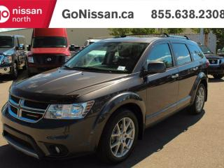 Used 2014 Dodge Journey LEATHER, SUNROOF, NAV, 7 PASSENGER for sale in Edmonton, AB