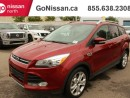 Used 2016 Ford Escape LEATHER, SUNROOF, NAVIGATION, AWD for sale in Edmonton, AB