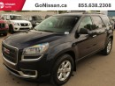 Used 2016 GMC Acadia AWD, BACKUP CAMERA, DVD for sale in Edmonton, AB