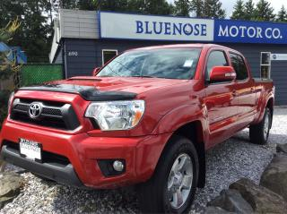 Used 2015 Toyota Tacoma TRD SPORT DOUBLE CAB for sale in Parksville, BC
