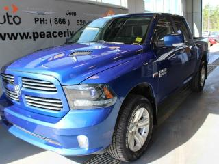 Used 2015 Dodge Ram 1500 Sport for sale in Peace River, AB