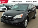 Used 2009 Honda CR-V 4X4, LEATHER, SUNROOF!! for sale in Edmonton, AB