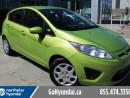 Used 2013 Ford Fiesta SE Hatch Auto LOW KM for sale in Edmonton, AB