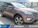 Used 2014 Hyundai Santa Fe XL 7 Passenger Bluetooth Heated Seats Rear Sensors for sale in Edmonton, AB