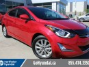 Used 2015 Hyundai Elantra SE SUNROOF BACK UP CAM ALLOYS FOG LIGHTS for sale in Edmonton, AB