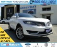 Used 2016 Lincoln MKX Reserve | NAV | LEATHER | REAR CAM | SUNROOF | for sale in Brantford, ON