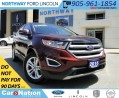 Used 2016 Ford Edge SEL | PANO ROOF | NAVI | CAMERA | for sale in Brantford, ON