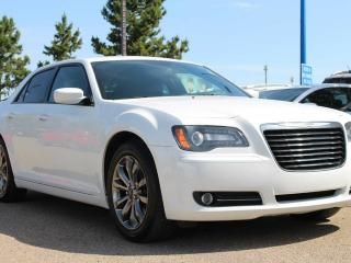 Used 2014 Chrysler 300 S, 300HP!! NAVI, SUNROOF, BACKUP CAM, HEATED FRONT/REAR SEATS, BEATS SPEAKERS, USB/AUX for sale in Edmonton, AB