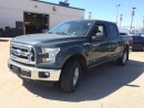 Used 2015 Ford F-150 2.7 ECO CREW 4X4 for sale in Edmonton, AB