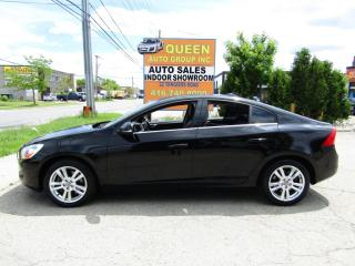 Used 2012 Volvo S60 T5/ S60 | Low Kilometers | Push To Start | Leather for sale in North York, ON