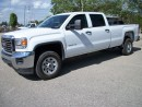 Used 2015 GMC Sierra 2500 crew cab long box 4x4 for sale in Stratford, ON