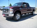 Used 2009 Ford F-250 XLT SUPER CAB 4X4 for sale in Stratford, ON