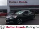 Used 2016 Honda Accord Sedan EX-L / LEATHER / HEATED SEATS / REARVIEW CAMERA for sale in Burlington, ON