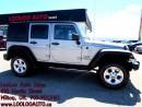Used 2014 Jeep Wrangler Unlimited Sport manual Certified Warranty for sale in Milton, ON
