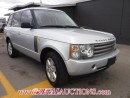 Used 2003 Land Rover RANGE ROVER HSE 4D UTILITY AWD for sale in Calgary, AB