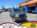 Used 2004 Ford Ranger XLT 3.0L | SUPER CAB | CLEAN | FRESH TRADE for sale in London, ON