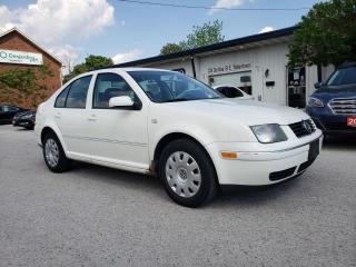 Used 2007 Volkswagen Jetta City for sale in Waterdown, ON
