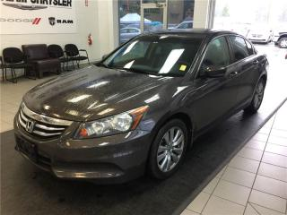 Used 2011 Honda Accord EX-L for sale in Coquitlam, BC
