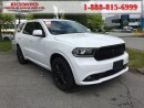 Used 2017 Dodge Durango GT for sale in Richmond, BC