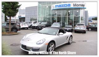 Used 2010 Porsche Boxster PDK for sale in Surrey, BC