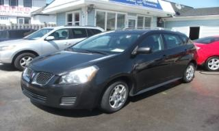 Used 2010 Pontiac Vibe Base for sale in St Catharines, ON