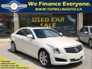 Used 2013 Cadillac ATS Luxury Pgk, Navigation, Sunroof, Back-up for sale in Concord, ON