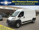 Used 2014 RAM 2500 ProMaster High Roof with FULL SERVICE RECORDS for sale in Concord, ON