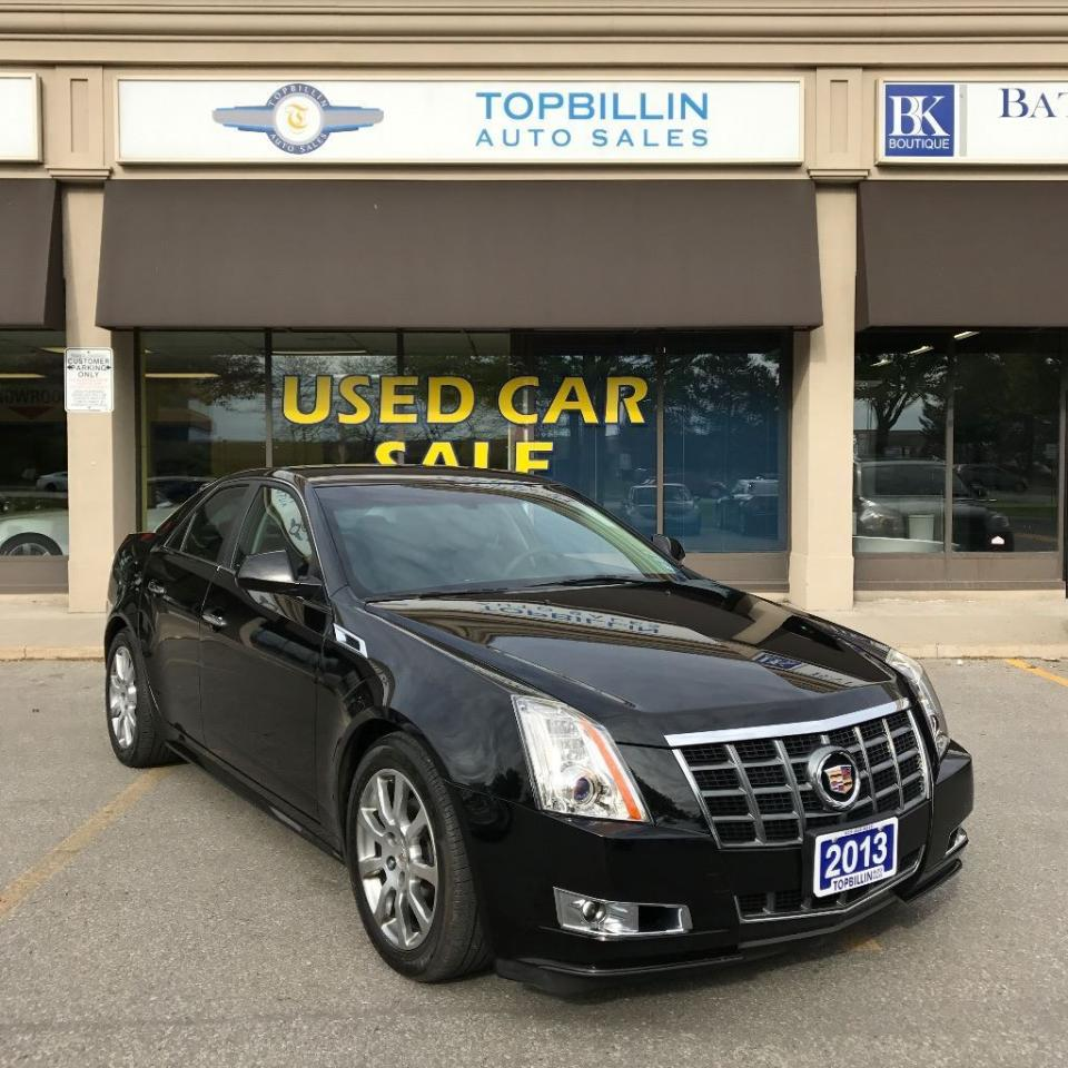 Cadillac Cts 2013 Price: Used 2013 Cadillac CTS 4 Luxury Collection, AWD, Back-up Camera For Sale In Concord, Ontario