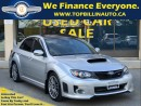 Used 2011 Subaru Impreza WRX STi Sport-tech, Navigation, 2 YEARS WARRANTY for sale in Concord, ON