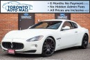 Used 2008 Maserati GranTurismo NAVIGATION+BOSE SOUND+MC STARADALE UPGRADES for sale in North York, ON