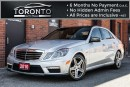 Used 2010 Mercedes-Benz E-Class E63 AMG+NAVIGATION+CAMERA+PANORAMIC ROOF+HARMEN for sale in North York, ON