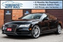 Used 2013 Audi A7 No accident+S line+Navigation+360 camera for sale in North York, ON