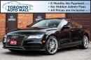 Used 2013 Audi A7 Prestige+S line+navigation+360 Camera+LED+ for sale in North York, ON