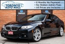 Used 2014 BMW 535 I XDRIVE+M SPORT PKG+NAVI+LANE DEPARTURE+HARMEN KARD for sale in North York, ON
