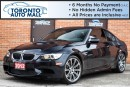 Used 2012 BMW M3 6 SPEED+NAVIGATION+SUNROOF+HARMEN KARDON for sale in North York, ON