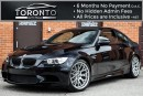 Used 2011 BMW M3 SMG+Competition Pkg+Carbon Fibre Pkg+Navigation for sale in North York, ON