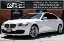 Used 2011 BMW 7 Series ***SOLD-PENDING***Li Xdrive+LWB+M sport+Rear DVD for sale in North York, ON