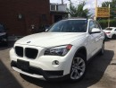 Used 2014 BMW X1 xDrive28i, Navi, Camera, PanoRoof, EcoDrive+Warran for sale in York, ON