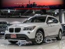 Used 2012 BMW X1 X-DRIVE|PANORAMIC ROOF for sale in North York, ON