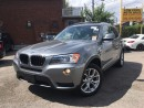 Used 2013 BMW X3 xDrive28i, Navi, PanoRoof, Camera&BmwWarranty* for sale in York, ON