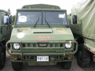 Used 1993 Fiat 500 Army truck for sale in Stittsville, ON