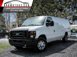 Used 2011 Ford Econoline E-250 Extended for sale in Stittsville, ON