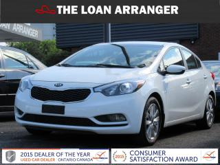 Used 2016 Kia Forte EX for sale in Barrie, ON