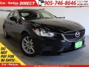 Used 2016 Mazda MAZDA6 GX| HEATED SEATS| WE WANT YOUR TRADE| for sale in Burlington, ON