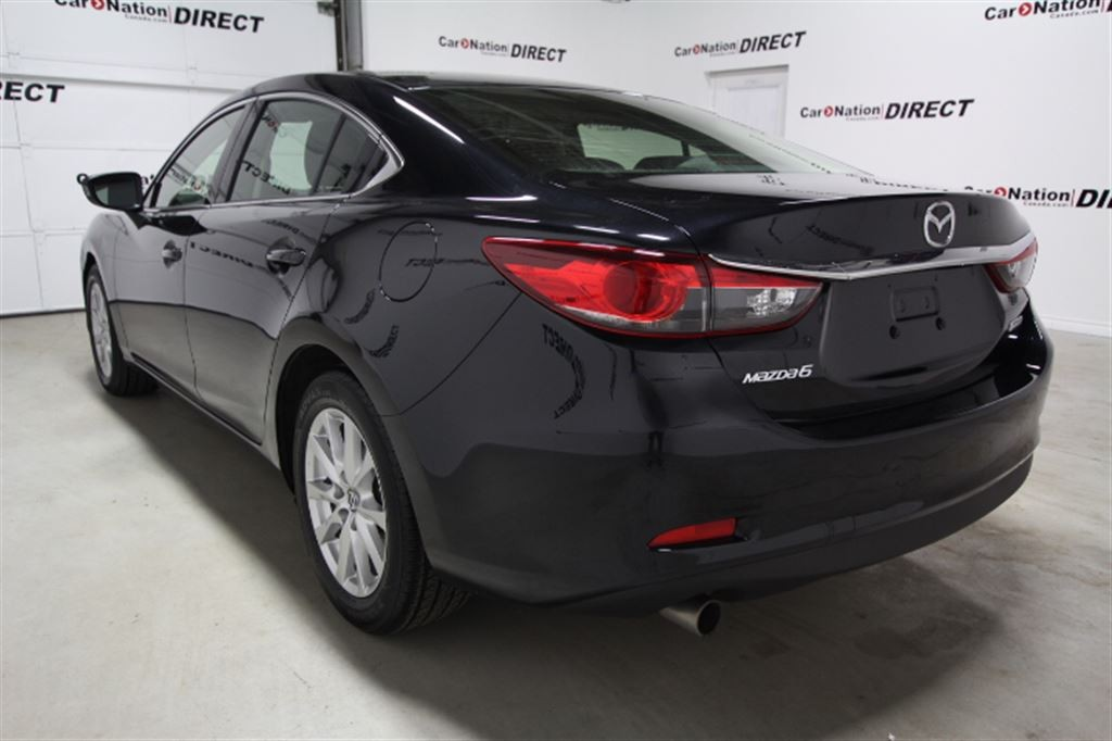 used 2016 mazda mazda6 gx heated seats we want your trade for sale in burlington ontario. Black Bedroom Furniture Sets. Home Design Ideas