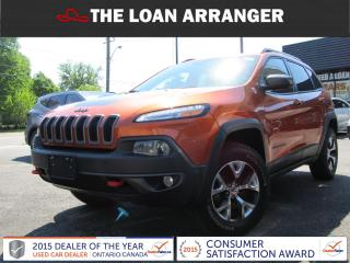 Used 2016 Jeep Cherokee for sale in Barrie, ON