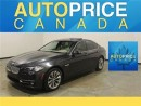 Used 2014 BMW 5 Series X-DRIVE TECH PKG NAVI 360 CAMERA for sale in Mississauga, ON