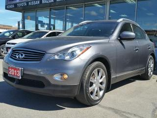 Used 2013 Infiniti EX for sale in Brampton, ON